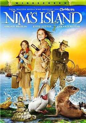 Cover image for Nim's Island [videorecording (DVD)]
