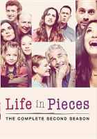 Cover image for Life in pieces. The complete second season [videorecording (DVD)]