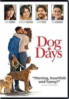 Cover image for Dog days [videorecording (DVD)]