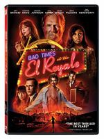 Cover image for Bad times at the El Royale [videorecording (DVD)]