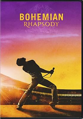 Cover image for Bohemian Rhapsody [videorecording (DVD)]