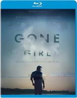 Cover image for Gone Girl [videorecording (Blu-ray)]