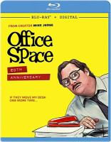 Cover image for Office space [videorecording (Blu-ray)]