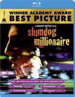 Cover image for Slumdog millionaire [videorecording (Blu-ray)]