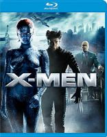 Cover image for X-Men [videorecording (Blu-ray)]