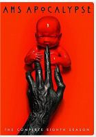 Cover image for American horror story. Apocalypse. The complete 8th season [videorecording (DVD)].