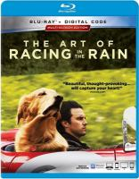 Cover image for The art of racing in the rain [videorecording (Blu-ray)]