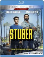 Cover image for Stuber [videorecording (Blu-ray)]