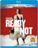 Cover image for Ready or not [videorecording (Blu-ray)]