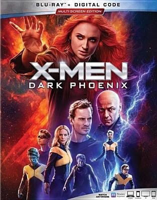 Cover image for X-Men. Dark Phoenix [videorecording (Blu-ray)]
