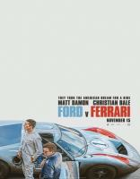 Cover image for Ford v Ferrari [videorecording (Blu-ray)].