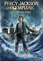 Cover image for Percy Jackson & the Olympians [videorecording (DVD)] : the lightning thief