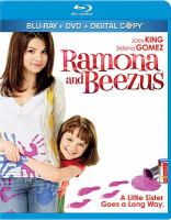 Cover image for Ramona and Beezus [videorecording (Blu-ray)].