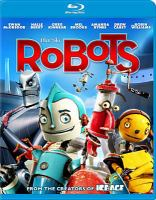 Cover image for Robots [videorecording (DVD)].