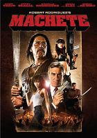 Cover image for Machete [videorecording (DVD)]