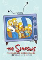 Cover image for The Simpsons. The complete second season [videorecording (DVD)]
