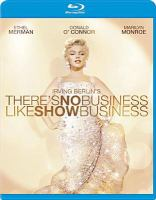Cover image for Irving Berlin's There's no business like show business [videorecording (Blu-ray)]