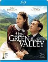Cover image for How green was my valley [videorecording (Blu-ray)]