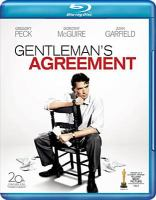 Cover image for Gentleman's agreement [videorecording (Blu-ray)]