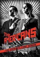 Cover image for The Americans. The complete first season  [videorecording (DVD)]