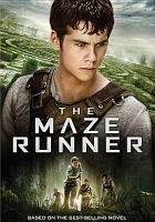 Cover image for The maze runner [videorecording (DVD)]