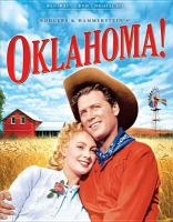 Cover image for Oklahoma! [videorecording (Blu-ray)]