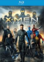 Cover image for X-men. Days of future past [videorecording (Blu-ray)]