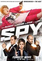 Cover image for Spy [videorecording (DVD)]