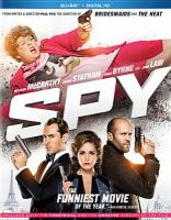 Cover image for Spy [videorecording (Blu-ray)]