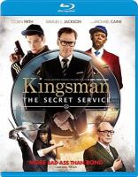 Cover image for Kingsman [videorecording (Blu-ray)] : the secret service