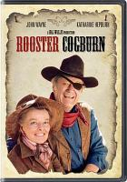 Cover image for Rooster Cogburn [videorecording (DVD)] : and the lady