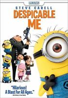 Cover image for Despicable me [videorecording (DVD)]