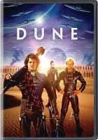 Cover image for Dune [videorecording (DVD)]