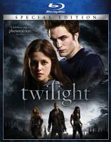 Cover image for Twilight [videorecording (Blu-ray)]