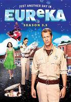 Cover image for Eureka. Season 3.5 [videorecording (DVD)]