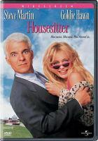 Cover image for Housesitter [videorecording (DVD)]