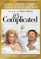 Cover image for It's complicated [videorecording (DVD)]