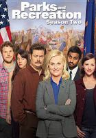 Cover image for Parks and recreation. Season two [videorecording (DVD)].