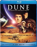 Cover image for Dune [videorecording (Blu-ray)]