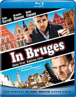 Cover image for In Bruges [videorecording (Blu-ray)]