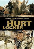 Cover image for The hurt locker [videorecording (DVD)]