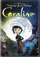 Cover image for Coraline [videorecording (DVD)]