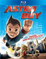 Cover image for Astro Boy [videorecording (Blu-ray)]