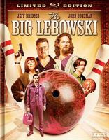 Cover image for The big Lebowski [videorecording (Blu-ray)]