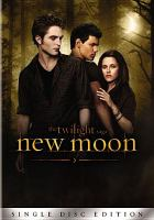 Cover image for The twilight saga [videorecording (DVD)] : new moon