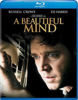 Cover image for A beautiful mind [videorecording (Blu-ray)].