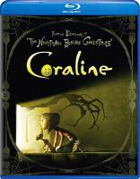 Cover image for Coraline [videorecording (Blu-ray)]