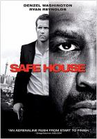 Cover image for Safe house [videorecording (DVD)]