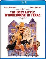 Cover image for The best little whorehouse in Texas [videorecording (Blu-ray)]