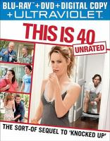 Cover image for This is 40 [videorecording (Blu-ray)]